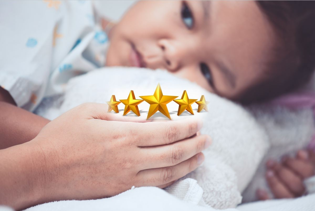 Pediatric Subacute Care Receives 5-Star Rating from Federal Agency